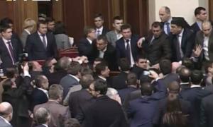 яценюк, кабинет министров, политика, общество, драка, блок петра порошенко