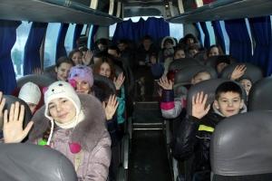 дебальцево, новости украины, дети, каникулы