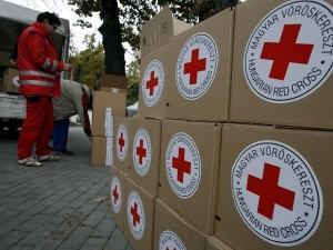 ООН, Дмитрий Максимычев, красный крест, гуманитарка