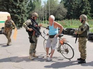 Юго-восток Украины, АТО, Славянск, происшествия, ДНР, Вооруженные силы Украины