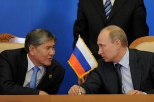 Кыргызстан, Алмазбек Атамбаев, Массовые беспорядки, Госпереворот