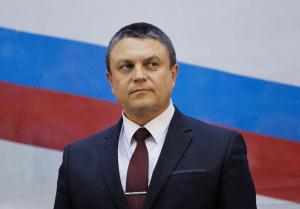 леонид пасечник, главарь лнр, луганск, донбасс, лариса айрапетян, боевики, террористы, война на донбассе, новости украины