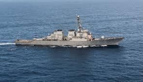 видео, эсминец, USS Ross, су-24