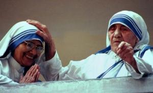мать тереза, смерть, сестра, похороны