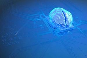 сша, наука и техника, прибор, мозг, компьютер