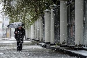 Украина, Погода, Снег, Дождь, Холод, Области, Киевская.