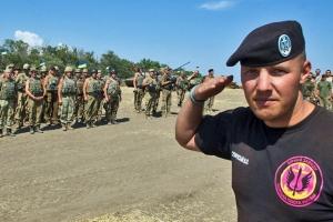 морские пехотинцы, мариуполь, боевые действия, донбасс, ато, перемирие, армия россии, терроризм, всу, армия украины, новости украины