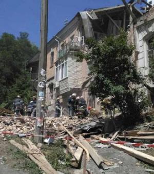 киев, взрыв, газ, пострадавшие, разрушения, погибшая, фото, видео, оксана блищик, полиция, происшествия, чп, новости украины
