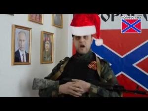 донецк, ато, днр. восток украины, происшествия, общество, дед мороз