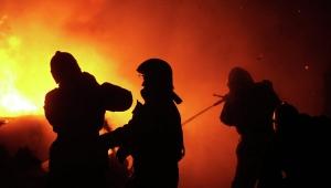 макеевка, взрыв, днр, автомобиль, пожар