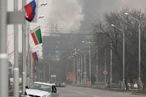 Чечня, грозный, боевики, Россия, политика, Путин