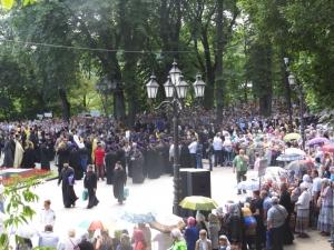 киев, полиция, крещение руси, церковь