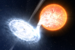 Космос, тайны вселенной, черная дыра, малекулярный газ, астрономы, исследования