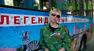 Анастасия Паутова, ополченка из Новосибирска, ликвидация террористов Донбасса