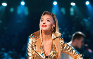 Оля Полякова, концерт в Чикаго, украинская диаспора, заставила плакать зал