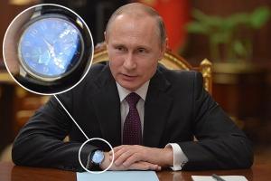 россия, путин, часы, общество, видео, экономика