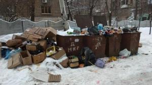 новости, Украина, Донбасс, Макеевка, ДНР, жалобы, коммунальщики, снег, мусор, Казанский, соцсети