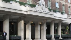 лондон, отель, взрыв, утечка газа
