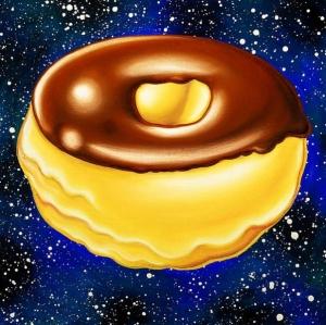 Норвегия, пончик, космос, ученые, общество, техника