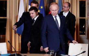 Украина, политика, Россия, зеленский, путин, переговоры, саммит, париж, детали