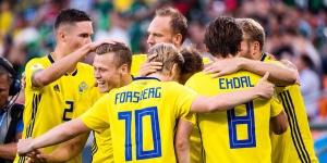 ЧМ-2018, чемпионат мира, футбол, Швеция, Мексика, счет, голы, плей-офф
