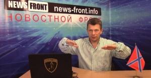 украина, война на донбассе, днр, захарченко, путин, скандал