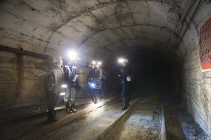 шахта «Покровская», Донбасс, юго-восток Украины, ДонОГА