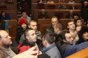 громада, днепропетровская ога, кривой рог, акция протеста, голодовка, борис трейгерман, штефан