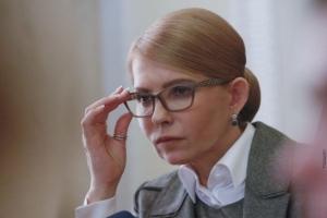 Украина, Выборы, Садовый, Тимошенко, Политика, Встреча.
