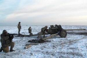 ДНР, отвод артиллерии, Донецк, война в Донбассе, восток Украины, АТО, боевые действия