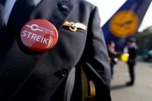 новости Германии, экономика, бизнес, общество, забастовка Lufthansa