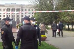 одесса, 2 мая, дом профсоюзов, украина, столкновение, полиция