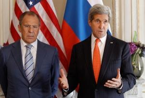Украина, Россия, США, Керри, Лавров, санкции в отношении России, Донбасс, АТО, Минские соглашения