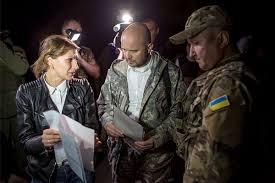 ДНР, обмен, пленные, всех, две недели, украинские военные