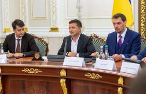 Украина, Соцопрос, Рейтинг, Зеленский, Верховная Рада, Гончарук.