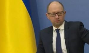 яценюк, кабинет министров, политика, общество, путин, крым