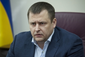 Борис Филатов, Геннадий Корбан, награды, Порошенко