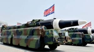 кндр, оружие, ракеты, запуск, санкции, украина