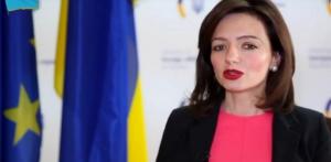 Марьяна Беца, МИД Украины, визовый режим в Россией, безвиз