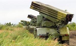юго-восток украины, ситуация в украине, новости донецка, ато, днр, министерство обороны украины, обстрел из града