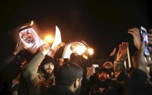 новости мира, Иран, Саудовская Аравия, политика, погром посольства