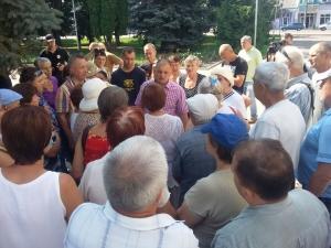 мэр Конотопа, пеший поход в Киев, Артем Семенихин, перевыборы в Конотопе