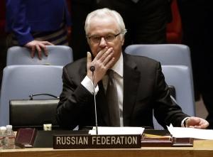 Чуркин, ООН, Россия