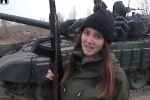 Донбасс, террористка, боевик, ВСУ, армия Украины, война