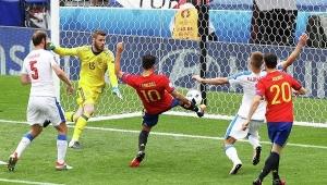 Евро-2016, спорт, футбол, Испания, Чехия