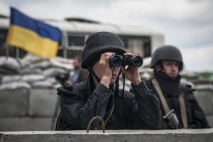 россия, украина, ато, обстрел