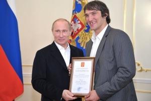 Путин, Росия, Овечкин, новости