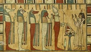 Египет, Древний Египет, храм, Осирис-Птах, бог мертвый, царь загробного мира, святилище, раскопки