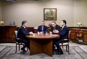 Украина, Порошенко, Савченко, ГРУ, Ерофеев, Александров, интервью телеканалам