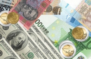 Украина, экономика, курс валют